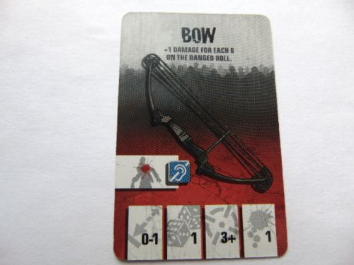 survivor equipment card (bow)